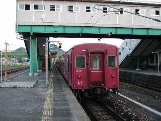 50系客車様、お疲れさまです。 飯塚