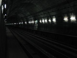 「駅すぱあと」にない駅・竜飛海底駅