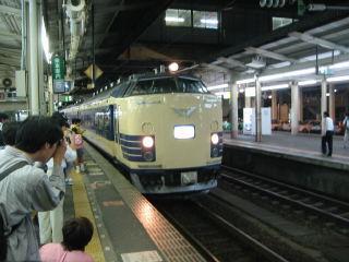この夏初登場の「ムーンライト東京」。