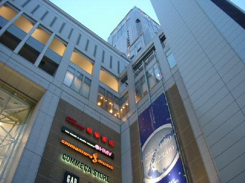 札幌駅のタワーホテルを撮ってきました。綺麗ですね…。これから今晩の宿の比羅夫へ向かいます。