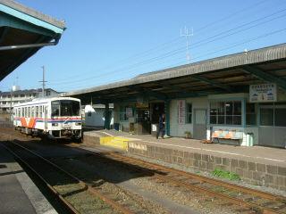 (もと)日本最西端の駅・たびら平戸口駅