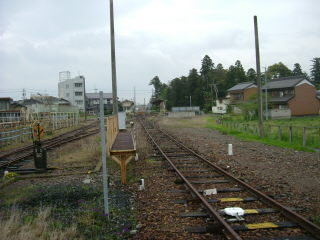 「志布志駅状態」から「薩摩大口駅状態」になった黒野駅