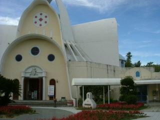 天草四郎記念館です。なかなか良かったですョ。